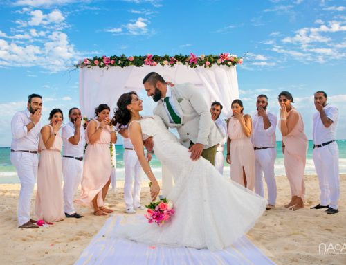 A Surprise Destination Wedding in the Riviera Maya, Mexico