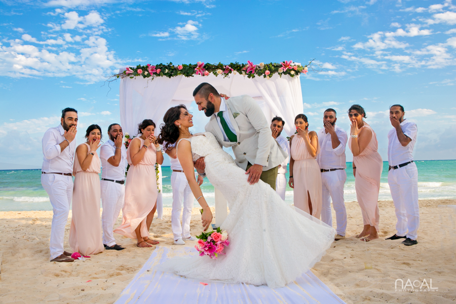 A Surprise Destination Wedding In The Riviera Maya Mexico
