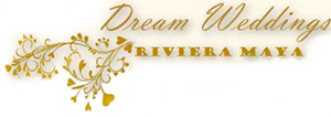 Dream Weddings Riviera Maya Retina Logo