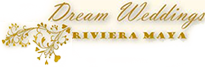 Dream Weddings Riviera Maya Mobile Logo