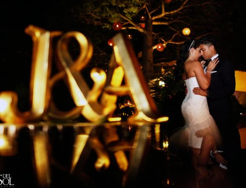 Oh so dreamy wedding at Dreams Riviera Maya